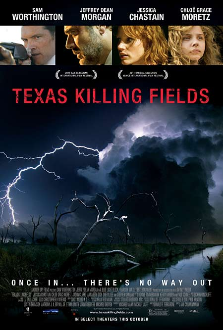 Exclusive: Texas Killing Fields poster