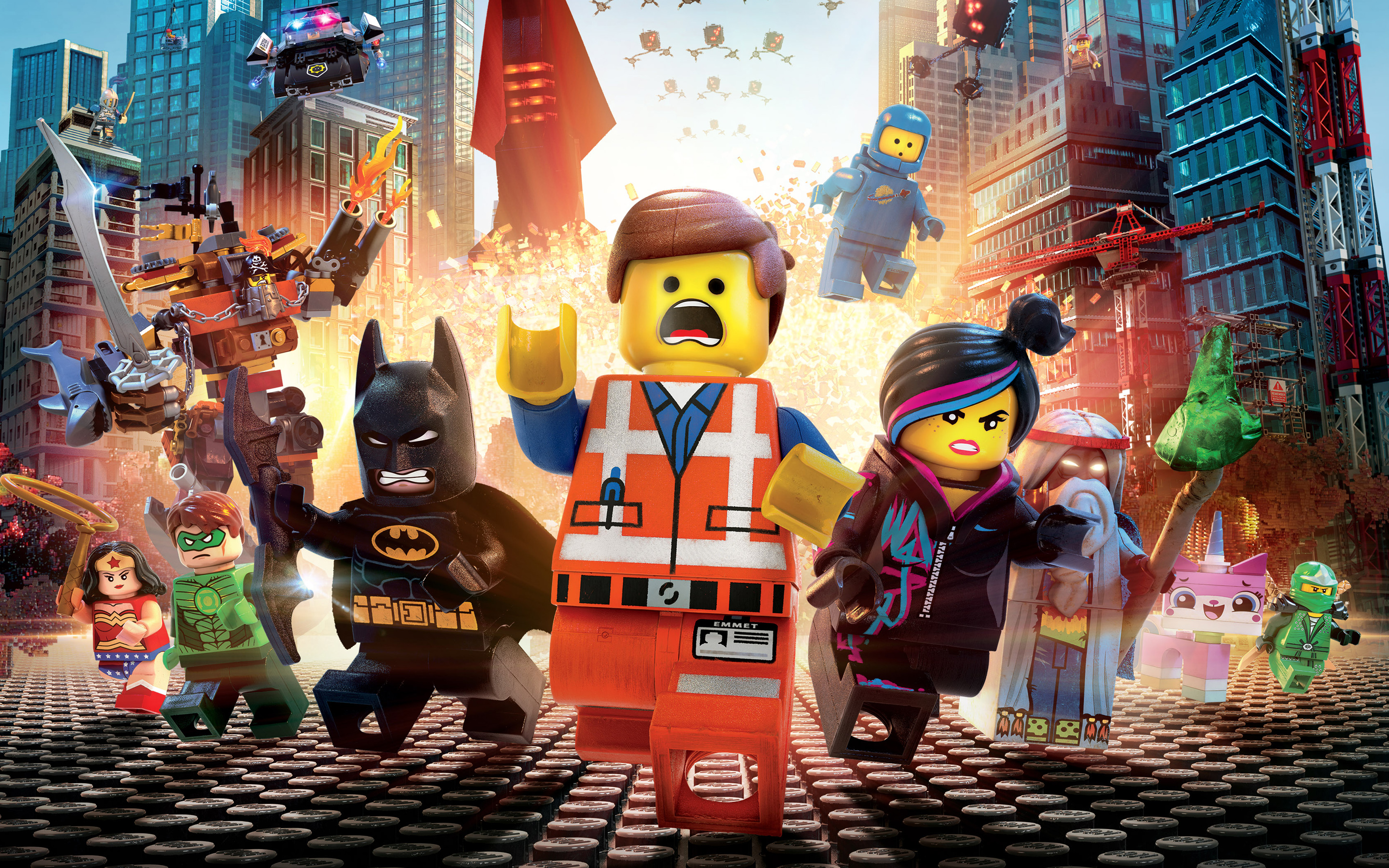 Exclusive Win Two Tickets To The LA Premiere Of The Lego Movie Fandango