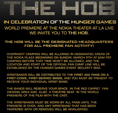 what is the setting of the hunger games