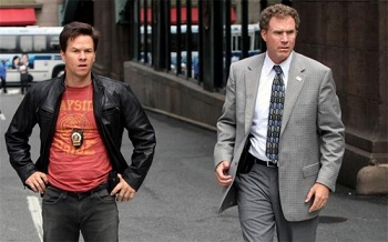 A scene from 'The Other Guys'