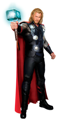 'Thor' concept art