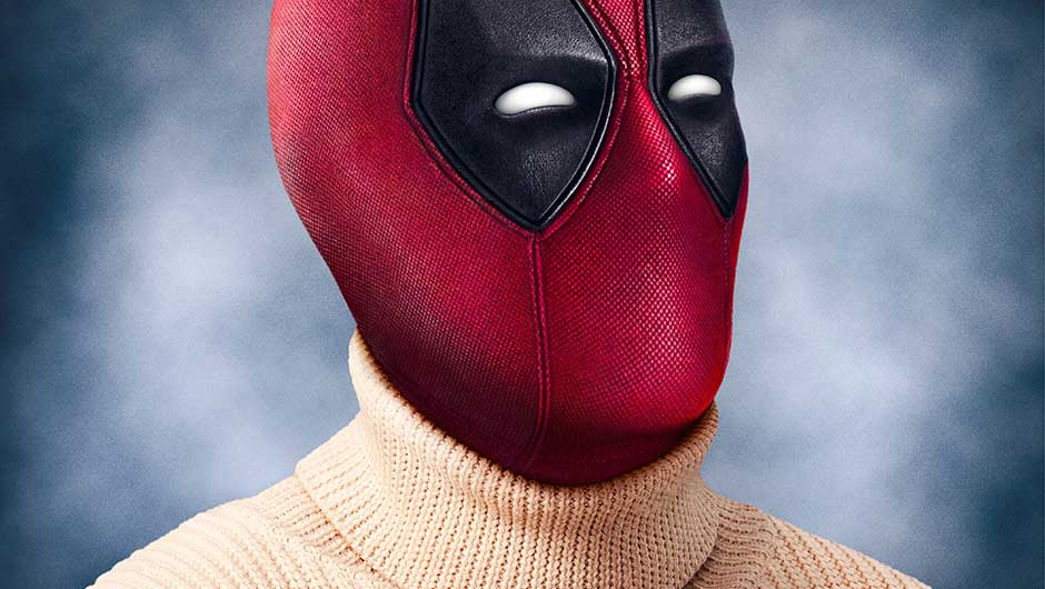 Exclusive holiday poster 39 deadpool 39 fandango for What are the showtimes for deadpool