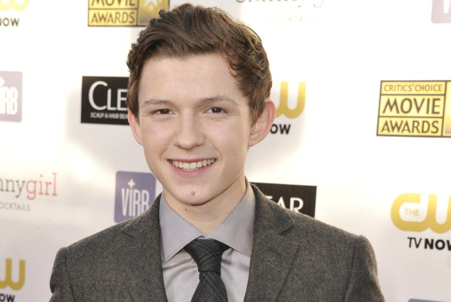 Meet Your New Spider Man Tom Holland To Play The Web Slinger In New Movie Due In 2017 Fandango