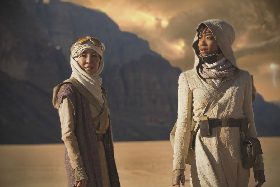 'Star Trek: Discovery' Wants The Scope, Scale and Emotional Experience of 'Game of Thrones'