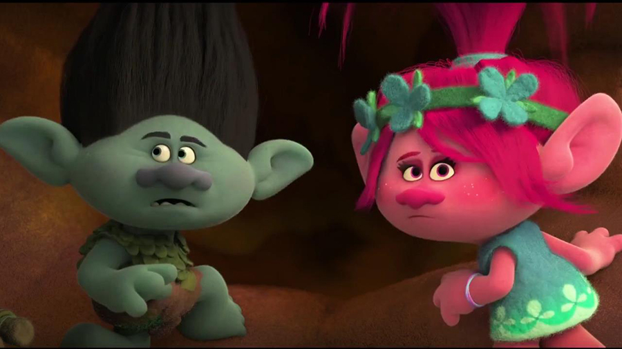 Trolls Check Out The New Trailer For The Irreverent Animated