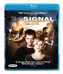 'The Signal' on blu-ray