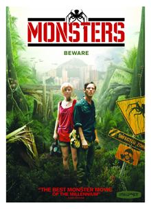 'Monsters' on DVD