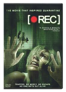 '[REC]' on DVD