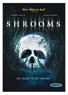'Shrooms' on DVD