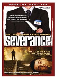 'Severance' on DVD