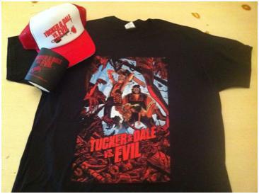'Tucker & Dale vs Evil' Prize Pack Giveaway!