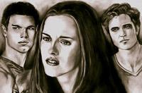 Fan art by Maggie Delone