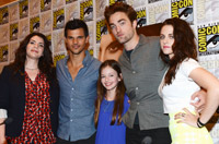 Breaking Dawn cast