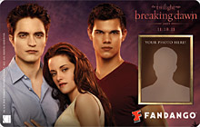 Breaking Dawn Fandango Bucks