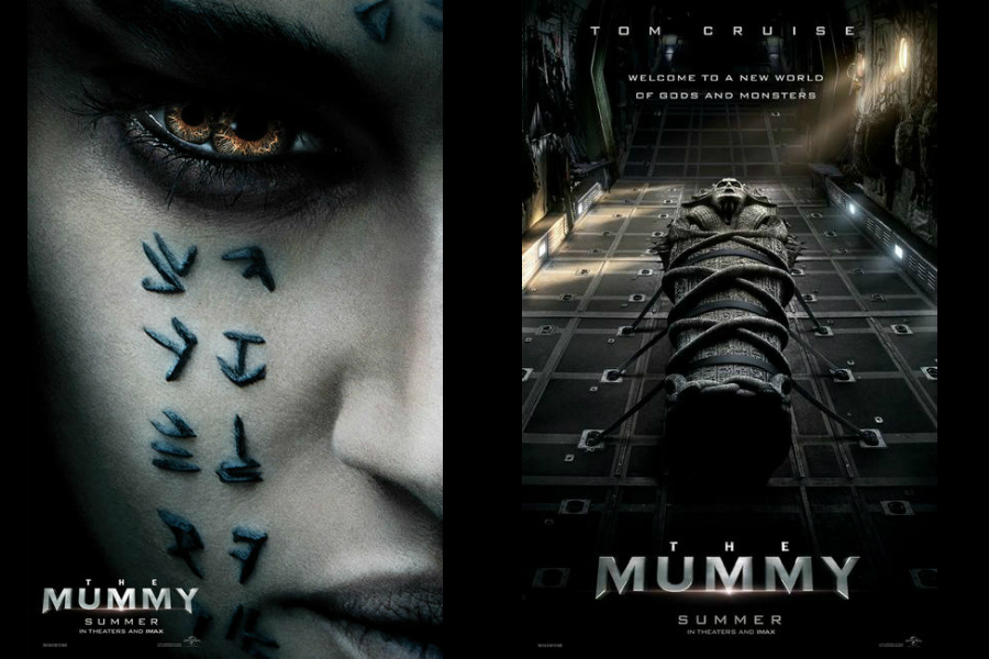 watch new trailers for the mummy and king arthur
