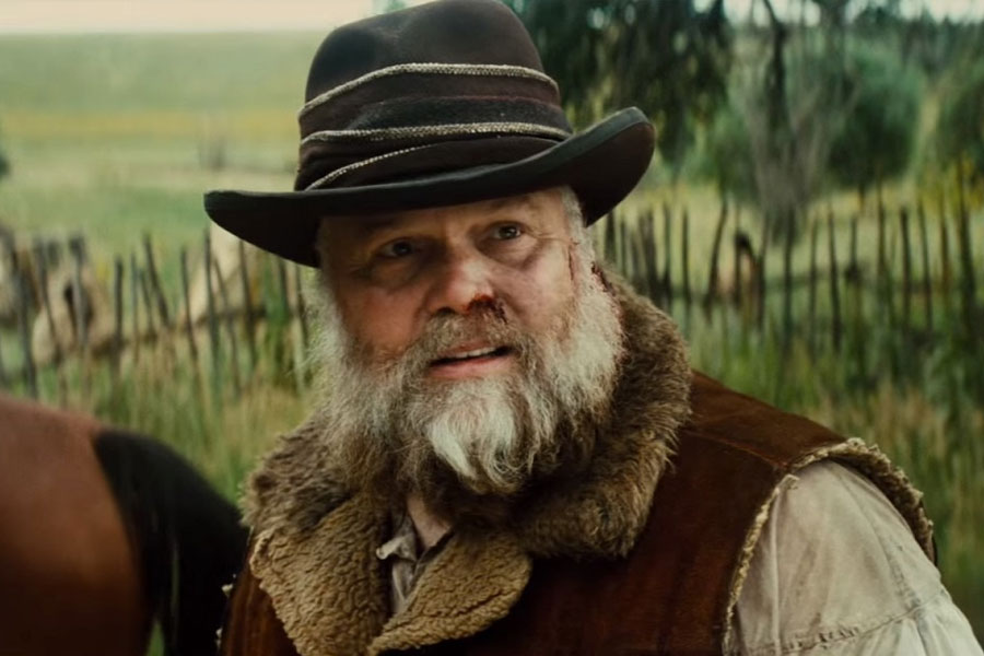 The Funny Story Behind Vincent D'Onofrio's Crazy High-Pitched Voice in 'The Magnificent Seven'