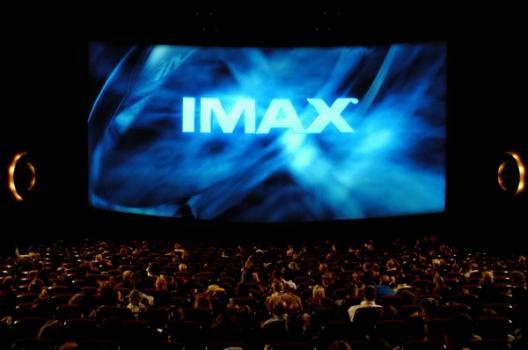 Movie times at imax
