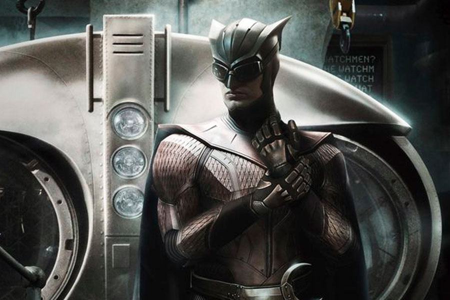 Zack Snyder Reveals Batman's Slick New Suit in 'Justice ...
