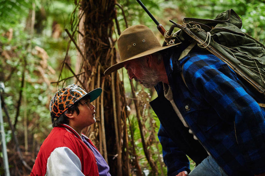 hunt for the wilderpeople sam neil