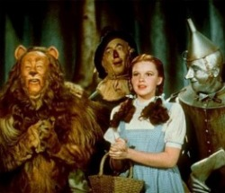 'Wizard of Oz'