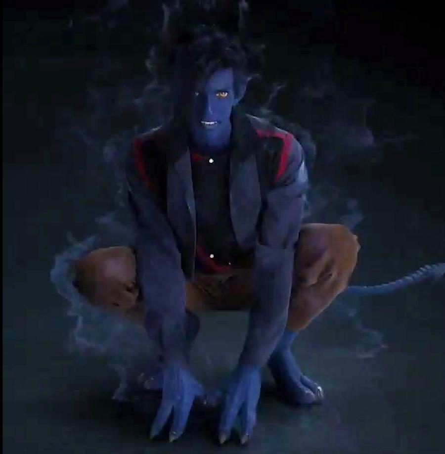 See Kodi Smit-McPhee as Nightcrawler in 'X-Men: Apocalypse ...