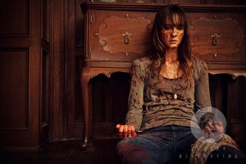"""Sharni Vinson in """"You're Next."""""""