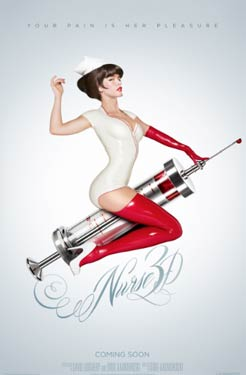 Nurse 3-D Official Clip - Your Wife Ever Tie You Up? - 2014 ...