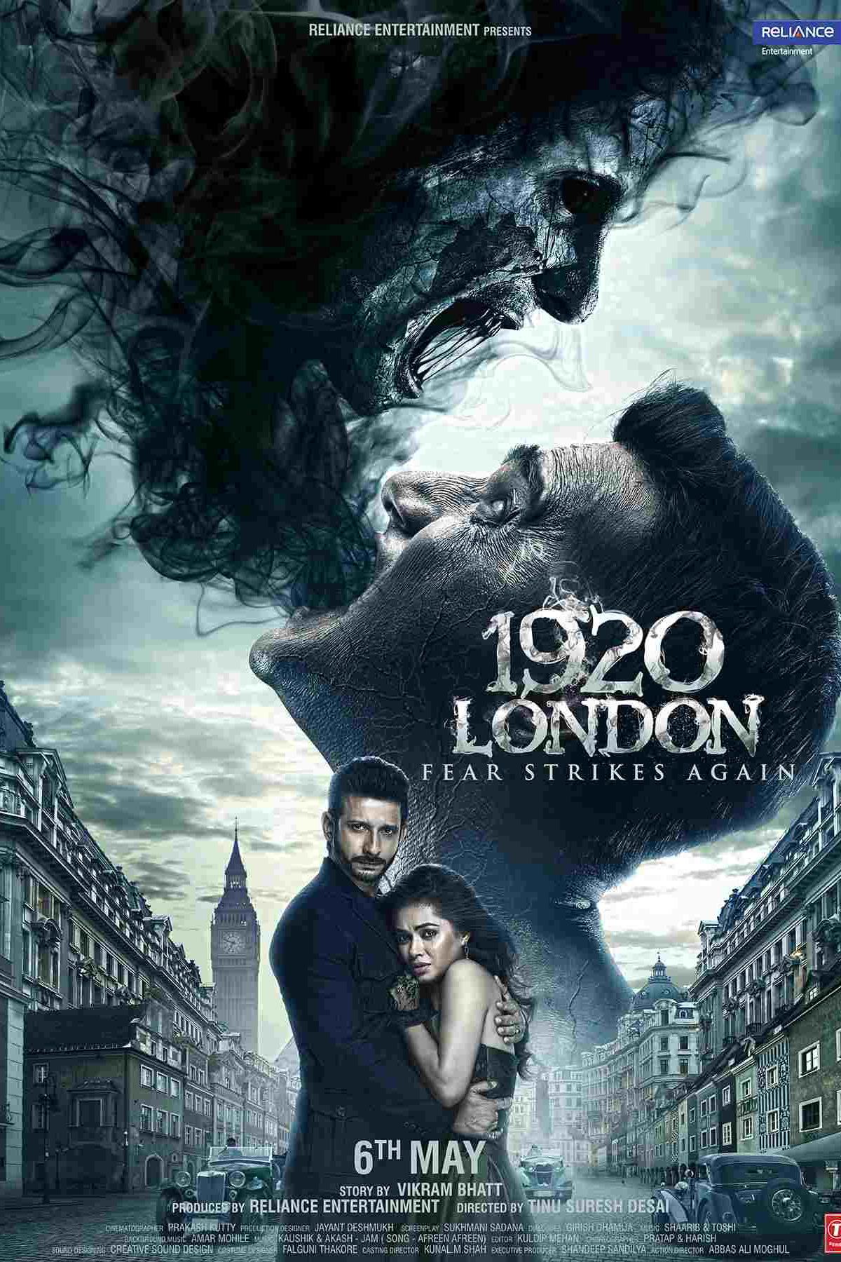 Nonton Film 1920 London (2016)