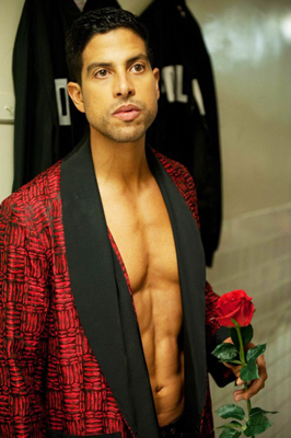 mmadamrod400 Cine Latino: Adam Rodriguez Thanks Magic Mike for a Better Life (Exclusive)