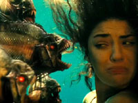 Piranha 3D:  trailer italiano e due clip