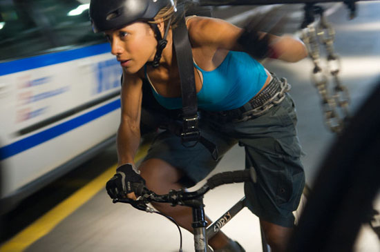 premiumrushDR550 Cine Latino: Premium Rush Star Dania Ramirez, on Being a Latina in Hollywood