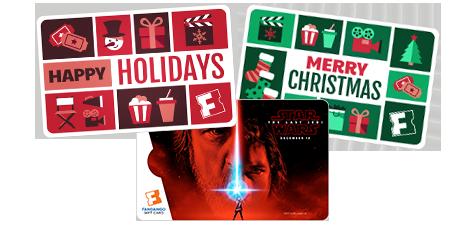 Fandango Gift Cards | Movie Gift Cards | Movie Gift Certificates ...