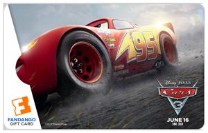 Cars 3 - Red Car