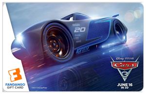Cars 3 - Purple Car