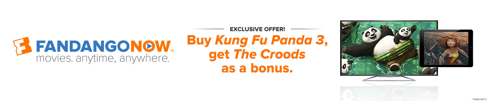 FandangoNOW Kung Fu Panda 3