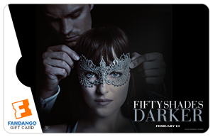Fifty Shades Mask