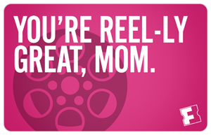 Reelly Great Mothers Day Gift Card