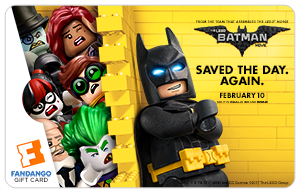 Lego Batman Group Saved The Day