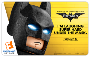 Lego Batman Head