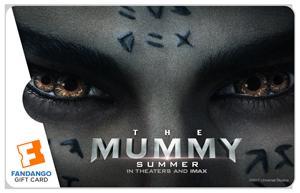 Mummy 2017 - Full Face