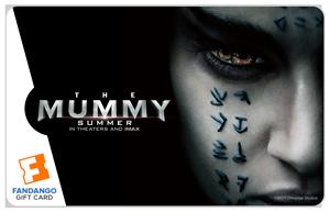 Mummy - Partial Face