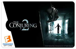 The Conjuring Gift Card