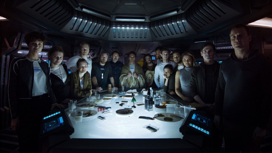 'Alien' Bites: Ridley Scott Begins Shooting Next Movie in 14 Months, 'Covenant' VR Experience and More