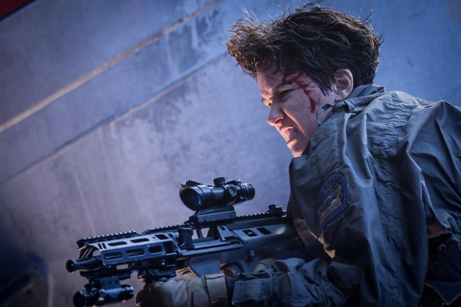 new images for alien covenant justice league and