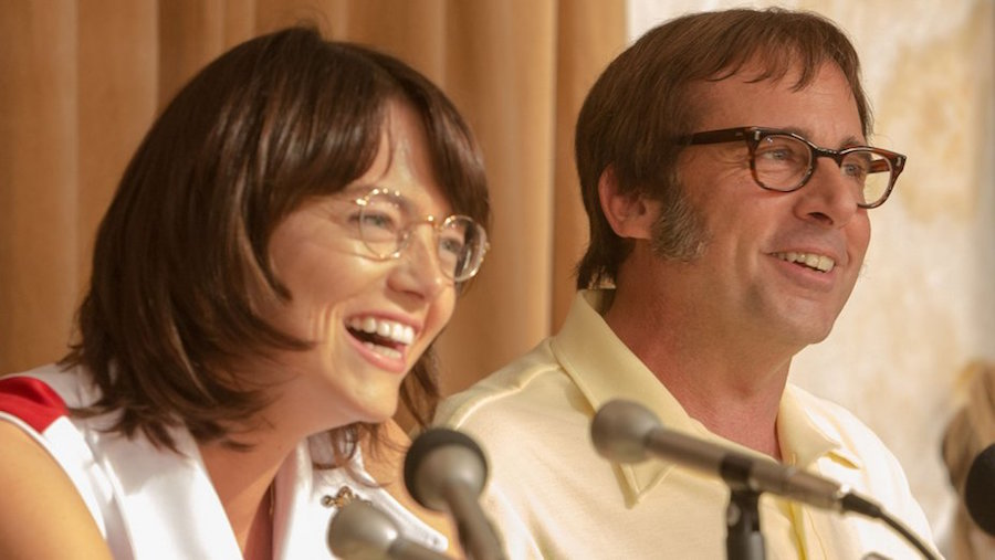 Watch Emma Stone vs. Steve Carell in the 'Battle of the Sexes' Trailer