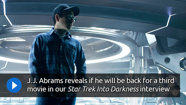 J.J. Abrams & Star Trek Cast Video Interview
