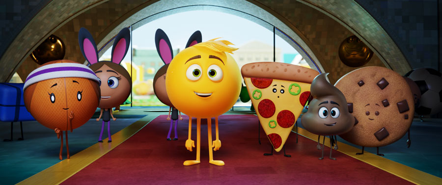 'The Emoji Movie' Star T.J. Miller Explains Why the Movie Isn't What You're Expecting