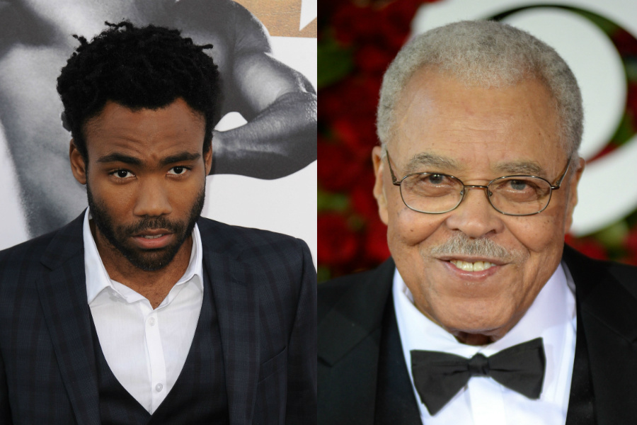 Donald Glover / James Earl Jones