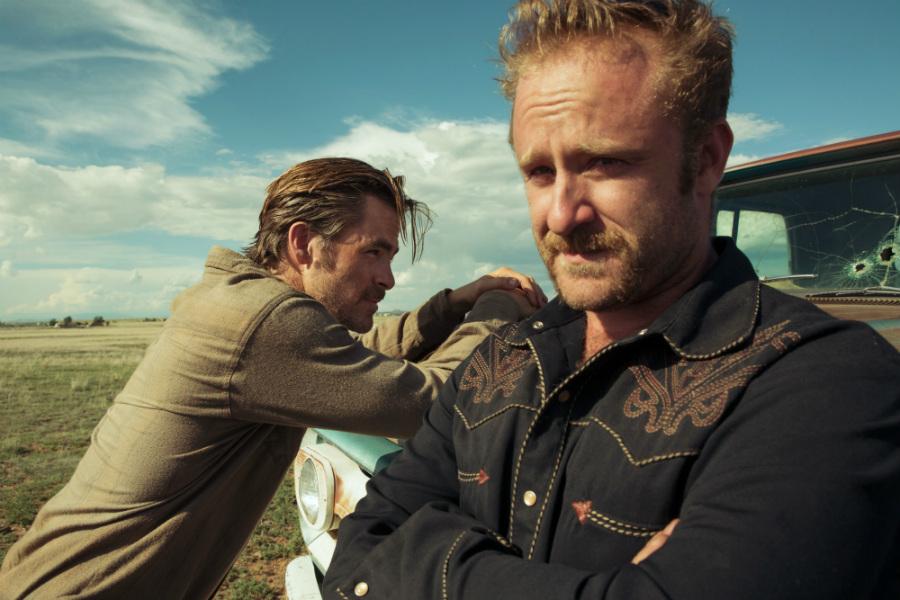 Chris Pine, Ben Foster to Reteam with 'Hell or High Water' Director David Mackenzie