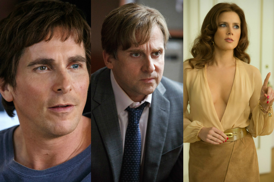 Christian Bale, Steve Carell, Amy Adams to Reunite for 'The Big Short' Director